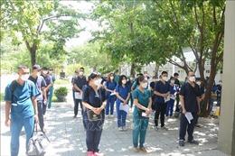 50 y, bác sĩ Bệnh viện C Đà Nẵng lên đường hỗ trợ TP Hồ Chí Minh chống dịch