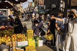 Nguy cơ bùng phát dịch COVID-19 từ các chợ truyền thống ở Hàn Quốc