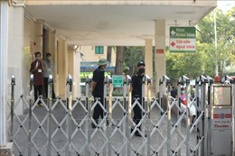 BV Việt Đức đề nghị chuyển bệnh nhân sang 3 bệnh viện của trung ương và Hà Nội