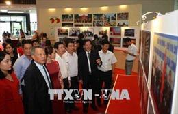 Triển lãm ảnh kỷ niệm 10 năm Thủ đô mở rộng địa giới hành chính
