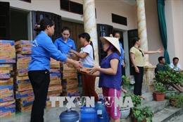Hà Nội: Hỗ trợ tối đa giúp người dân vùng ngập ổn định cuộc sống
