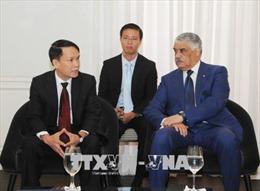 Cộng hòa Dominicana khẳng định thiện chí phát triển quan hệ với Việt Nam