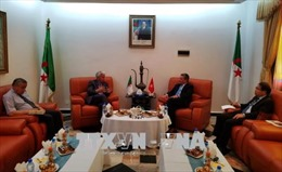 Việt Nam xúc tiến đầu tư và hợp tác thương mại tại Algieria