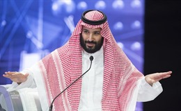 Giới chức Mỹ 'khăng khăng' Thái tử Saudi Arabia vô can vụ giết nhà báo Khashoggi