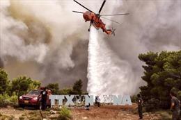Hy Lạp: Sau thảm họa cháy rừng là lũ lụt đột ngột