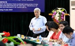 Hỗ trợ đồng bào dân tộc thiểu số Việt Bắc thông qua phát triển hạ tầng