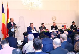 Thủ tướng: Phải có tăng trưởng đột biến trong quan hệ hợp tác Việt Nam - Romania