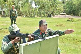 Thiếu tá Nguyễn Quốc Cường - xứng đáng người chỉ huy Tiểu đoàn 207 Anh hùng