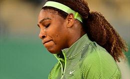 Huyền thoại của Mỹ mở rộng Serena Williams rút lui khỏi giải vì chấn thương
