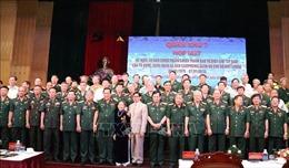Sắt son tình nghĩa thủy chung Việt Nam- Campuchia