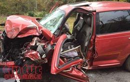 Bắc Kạn: Ô tô gây tai nạn, 1 người tử vong