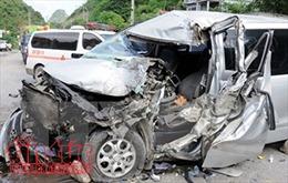 Điều tra nguyên nhân vụ tai nạn liên quan tới một cảnh sát giao thông