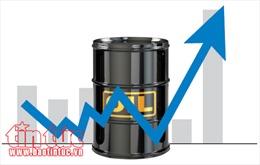 Giá dầu thế giới lập 'đỉnh' của hơn 3 tháng