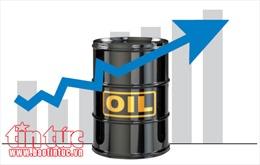 Giá dầu châu Á tiếp tục đi lên trong phiên đầu tuần