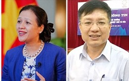 Bà Nguyễn Phương Nga được bổ nhiệm lại làm Thứ trưởng Bộ Ngoại giao