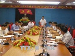 Giám sát việc thực hiện Nghị quyết Trung ương 5 (khóa XII) tại Hòa Bình