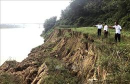 Phân vùng cảnh báo nguy cơ trượt lở đất đá, chủ động phòng chống thiên tai