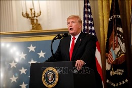 Khả năng không áp thêm thuế với hàng hóa Trung Quốc bị Tổng thống Trump 'để ngỏ'