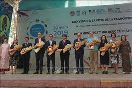 Ngày hội Pháp ngữ tại TP Hồ Chí Minh