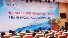 Ngân hàng Nhà nước hoàn thành dự án gần 72 triệu USD