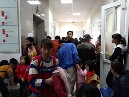 1.500 trẻ ở Bắc Ninh về Hà Nội xét nghiệm: Đã có 124 trẻ nhiễm sán lợn