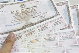 Huy động hơn 11.900 tỷ đồng qua đấu thầu trái phiếu Chính phủ