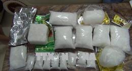 Myanmar thu giữ lượng ma túy đá kỷ lục
