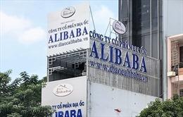 Điều tra hành vi quảng cáo, phân lô bán nền 19 khu đất của công ty Alibaba