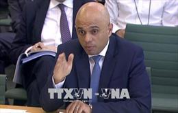 Bộ trưởng Nội vụ Anh hối thúc chính phủ sẵn sàng cho kịch bản Brexit không thỏa thuận