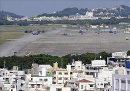 Nhật Bản xây đập ngăn nước mới, chuẩn bị di dời căn cứ quân sự Mỹ tại Okinawa