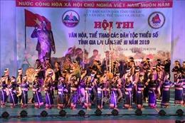 Hội thi văn hóa, thể thao các dân tộc thiểu số tỉnh Gia Lai lần thứ III năm 2019