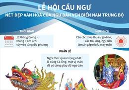 Lễ hội Cầu Ngư - nét đẹp văn hoá của ngư dân ven biển Nam Trung bộ