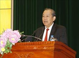 Phó Thủ tướng Trương Hòa Bình: Kiểm toán phải chuẩn mực, khách quan, đúng pháp luật