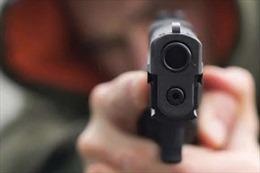 Tạm đình chỉ công tác Phó trưởng Công an xã liên quan đến vụ nổ súng
