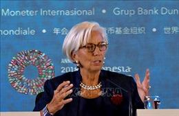 Tổng Giám đốc IMF: Kinh tế thế giới đối mặt với 'bất trắc' lớn