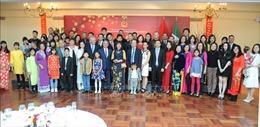 Xuân quê hương đến với cộng đồng người Việt tại Mexico và Ấn Độ