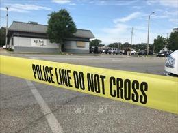 Nhiều người bị thương trong hai vụ nổ súng tại Mỹ