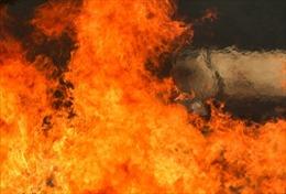 Mỹ: Cháy kho hàng, 1/4 bến tàu tại San Francisco chìm trong biển lửa