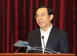 Đoàn đại biểu cấp cao Văn phòng Trung ương Đảng sang thăm và làm việc tại Lào
