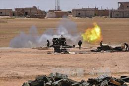 Hàng chục binh sĩ và dân quân thiệt mạng trong các vụ tấn công của hai nhóm thánh chiến ở Syria