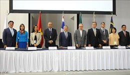 Đại sứ quán các nước ASEAN tại Mexico thúc đẩy giao thương với bang Jalisco