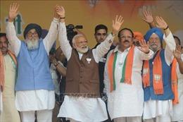 Điểm tựa để Ấn Độ vươn tới cường quốc toàn cầu