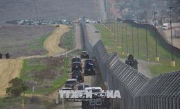 'Quân bài' bức tường biên giới - biểu tượng của chính sách 'Nước Mỹ trước tiên'