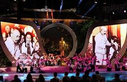 Cầu truyền hình 'Nguồn sáng dẫn đường' nhân 50 năm thực hiện Di chúc của Bác