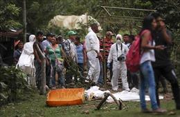 Nổ tại Colombia làm ít nhất 9 người thiệt mạng
