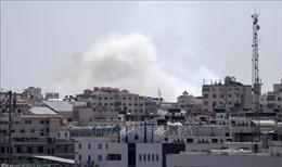 Leo thang căng thẳng tại Dải Gaza