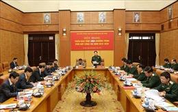 Nâng cao hiệu quả phối hợp giữa Bộ Quốc phòng và Hội Cựu chiến binh Việt Nam