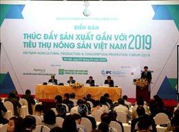 Bộ trưởng Nguyễn Xuân Cường: Tìm lợi thế ở từng sản phẩmđể phát triển thị trường