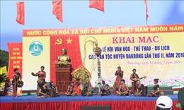 Quảng Trị: Giữ gìn, phát huy giá trị bản sắc văn hóa riêng biệt của đồng bào Pa Cô-Vân Kiều