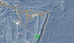 Động đất cường độ 7,8 khiến hai hòn đảo của New Zealand tiến lại gần nhau